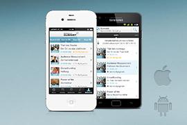 Werbeplanung Summit Apps