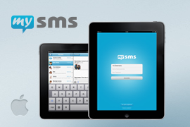 mysms for iPad