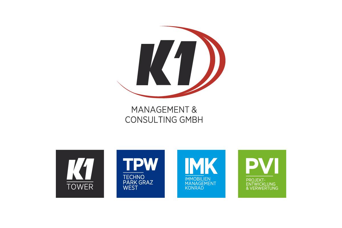 K1 Logo Design