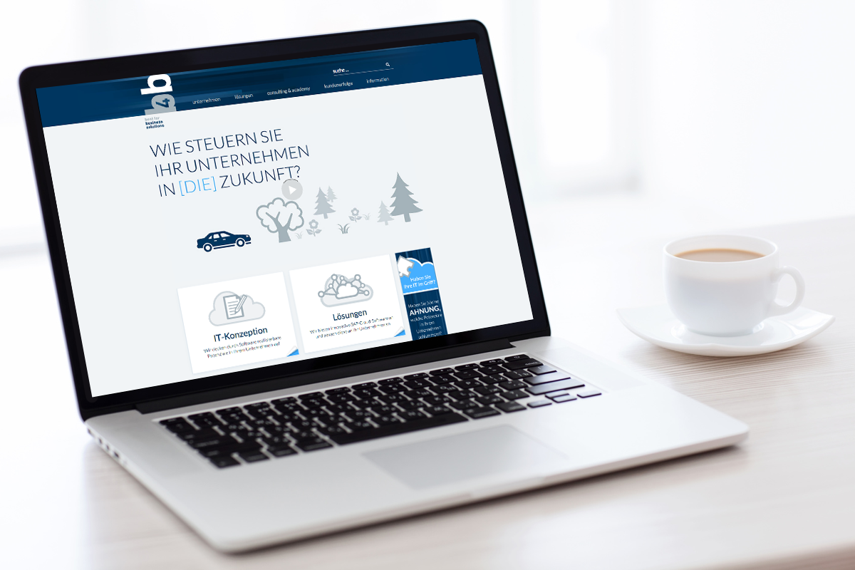b4b solutions website