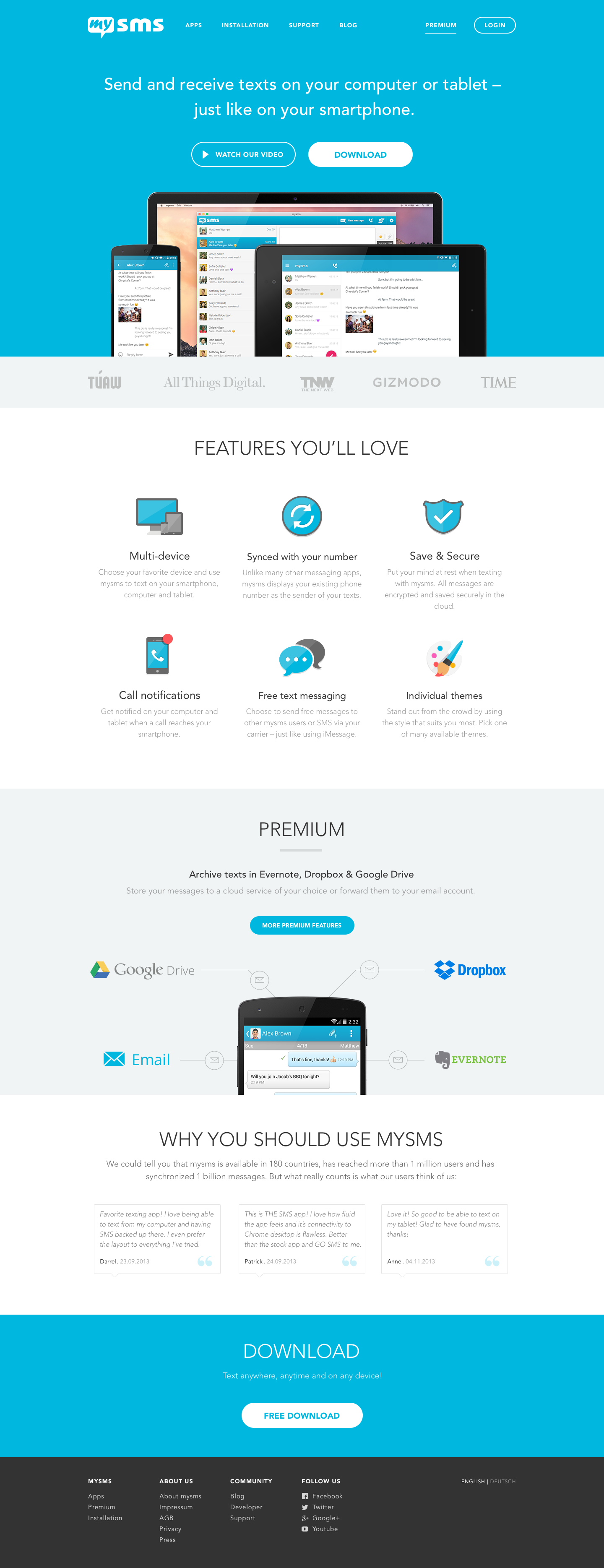 mysms-website-2014